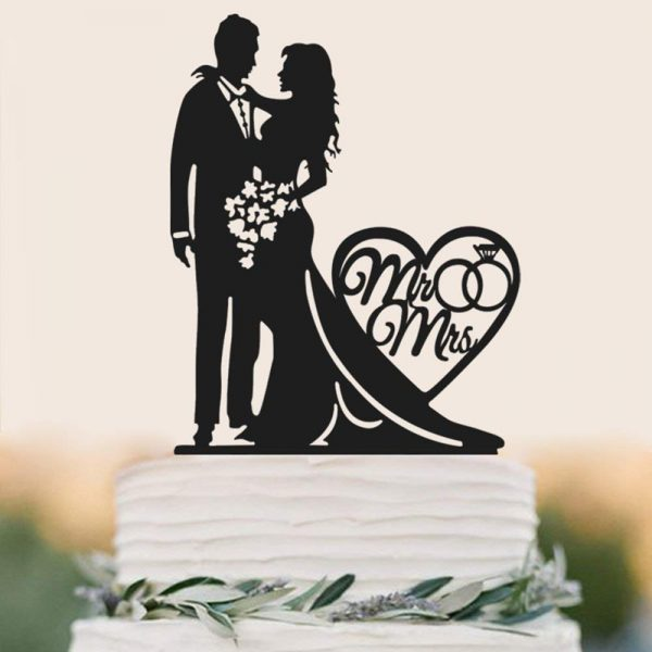 Wedding Cake Toppers – Fad or Passion?
