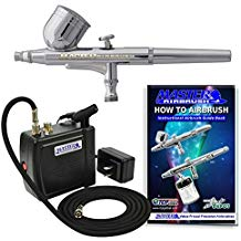 gravity feed cake airbrush kit