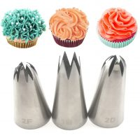 star cake piping nozzle