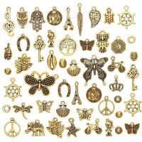 Antique jewelry for cake topper
