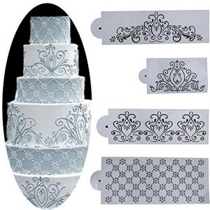 Cake Stencils –Create Stunning Effects