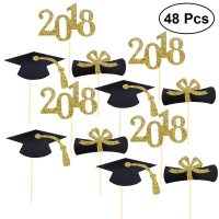 cupcake toppers fro graduation