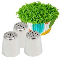 multiple dots cake piping nozzles
