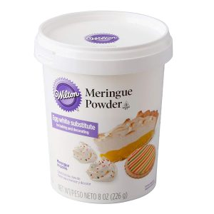 meringue powder for gum paste flower