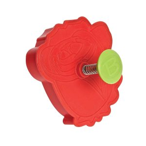 Gum paste rose flower plunger cutter