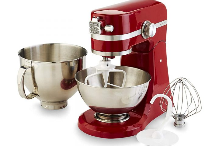 Mixer: Baking and Cake Decoration Made Easy