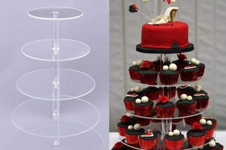 Cupcake Stand – Displaying Your Cupcake In Style