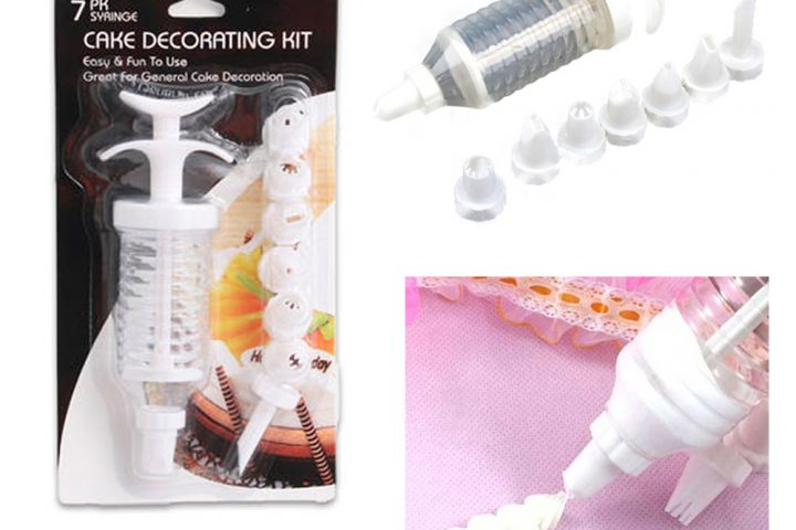 Cake Piping Set- Decoration Made Easy