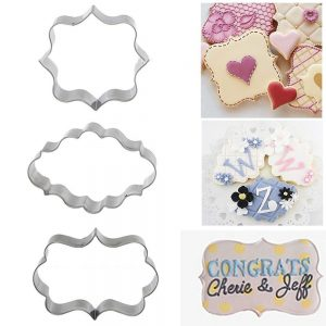 cookie cutters for royal icing