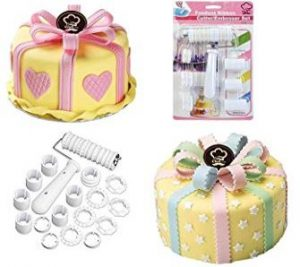 Fondant Decorating Tools-Advance Your Decorating Skills