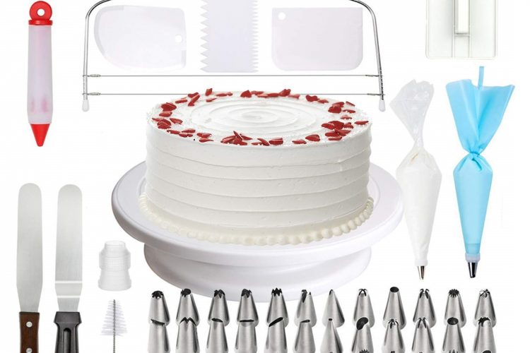 Cake Piping Set-Cake Decoration Made Easy