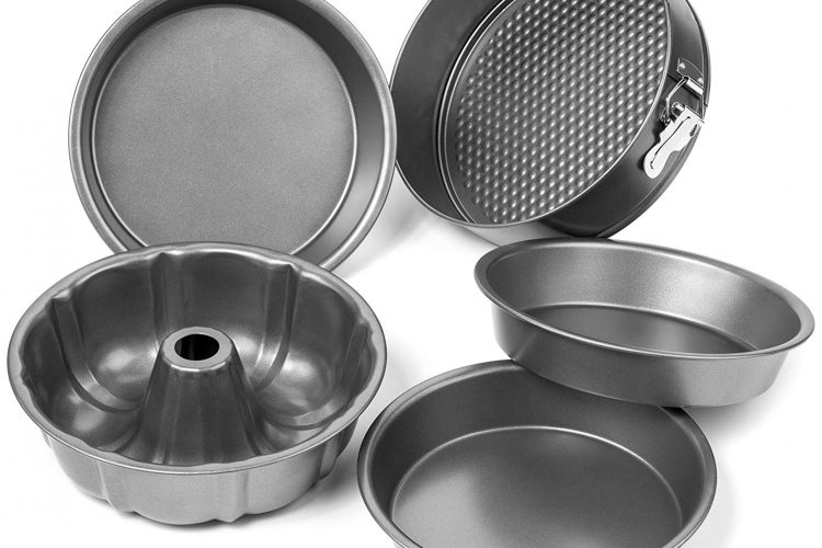 Cake Pans – The Basics of Baking