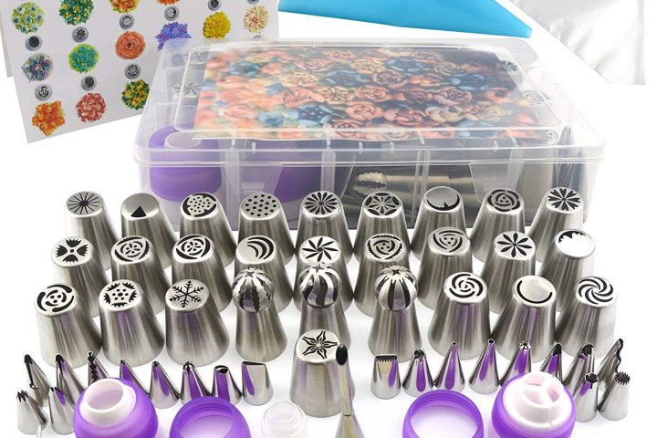 Specialty Icing Tools- Advanced Cake Decoration