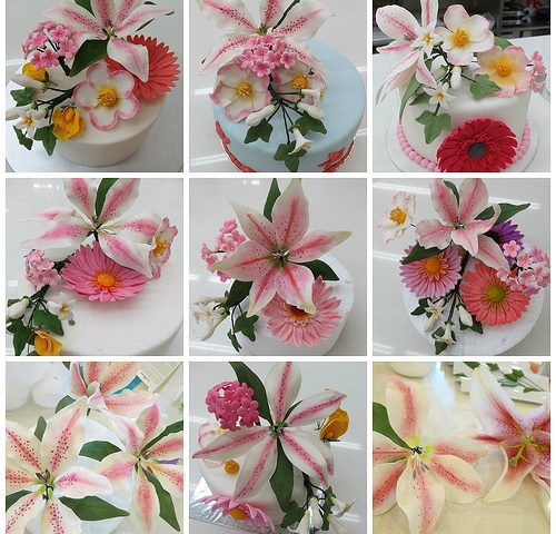 Sugar Flowers – Using the Right Tools