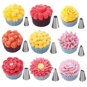 piping tips and designs