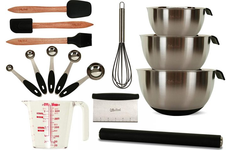 Cake Mixing Tools – Baking 101