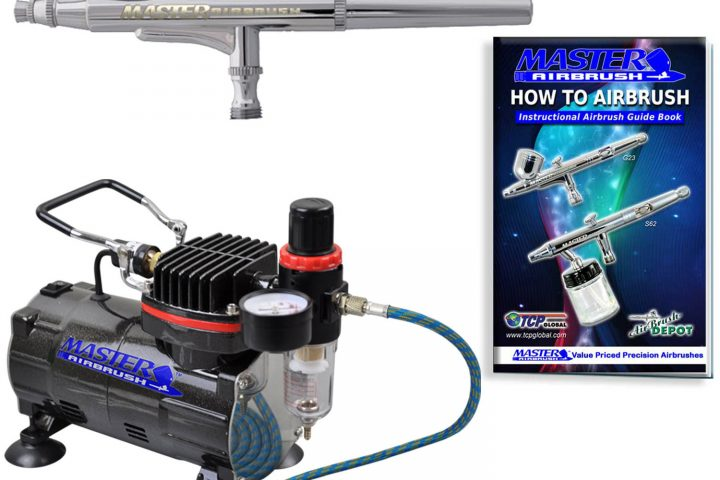 Master Airbrush Multipurpose Kit –Full  Review