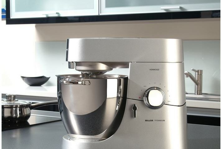 Kenwood KMM021Chef Titanium Mixer – Full Review
