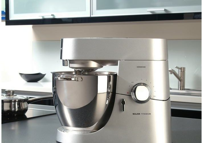 Kenwood KMC011 Chef Titanium Mixer – Full Review