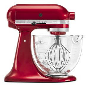 KitchenAid 5-Quart Stand Mixer With Glass Bowl – An Honest Review