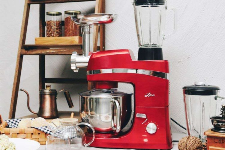 Litchi 5.3 Quart Stand Mixer- An Honest Review