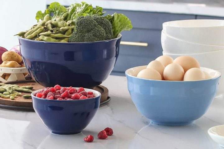 DOWAN® 3 pc Ceramic Mixing Bowls- A Complete Review