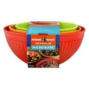 DOWAN® 3 pc Ceramic Mixing Bowls