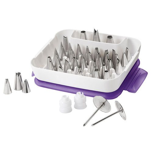 Wilton Specialty Piping Tip Set 4 pieces