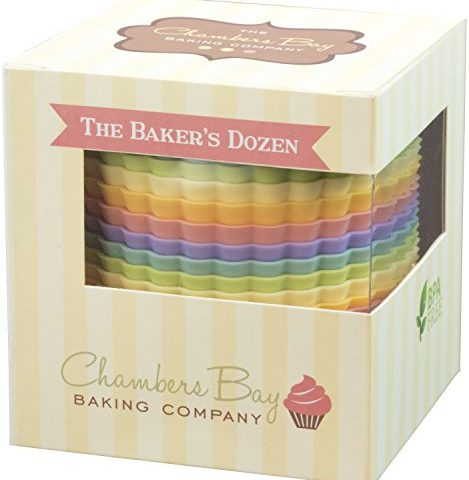 Chambers Bay Baking Company Silicone Baking Cups – An Indepth Review