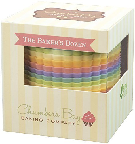 Chambers Bay Baking Company Silicone Baking Cups -Indepth Review