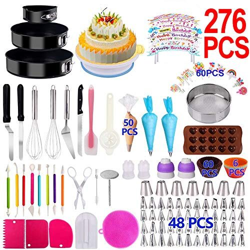 KOSBON Cake Decorating Kit – Full Review