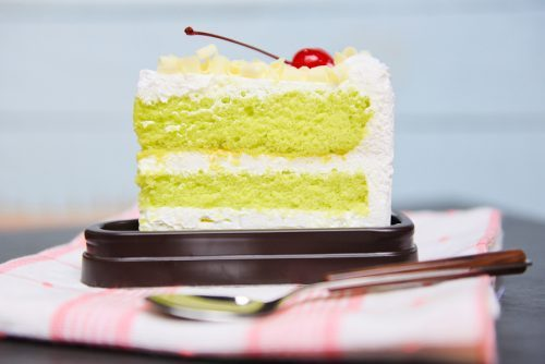 How to make a simple cake at home