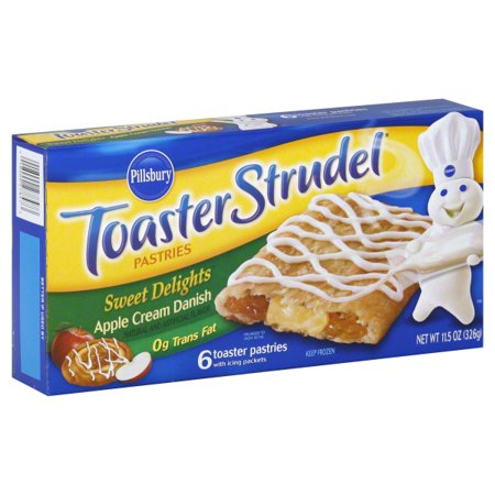 How To Make Toaster Strudel Icing
