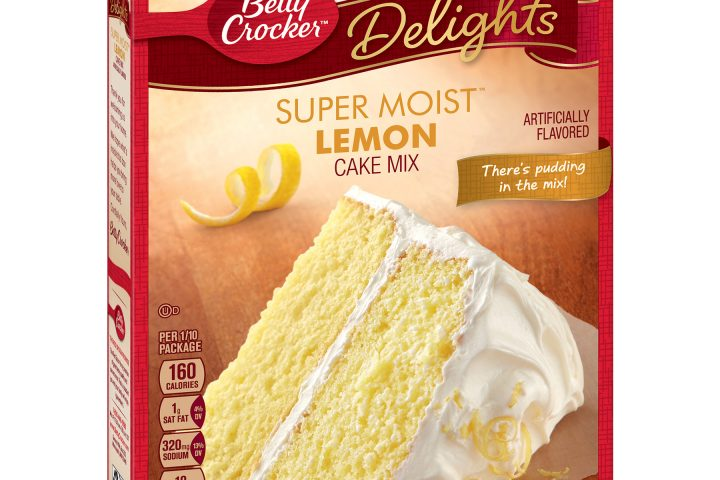 What To Make With Lemon Cake Mix