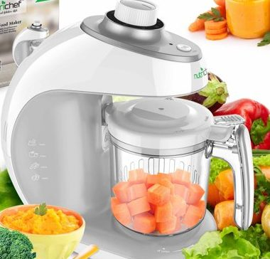 Best Food Processors For Baby Food – 10 Different Products To Explore