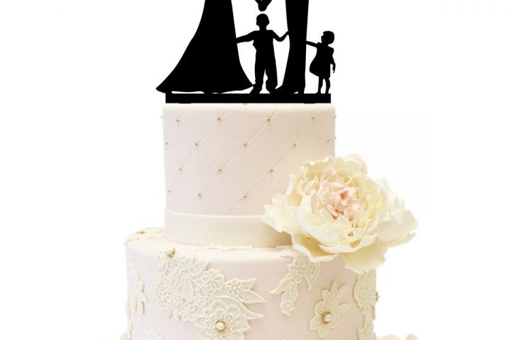 How To Make A Wedding Cake With Fondant