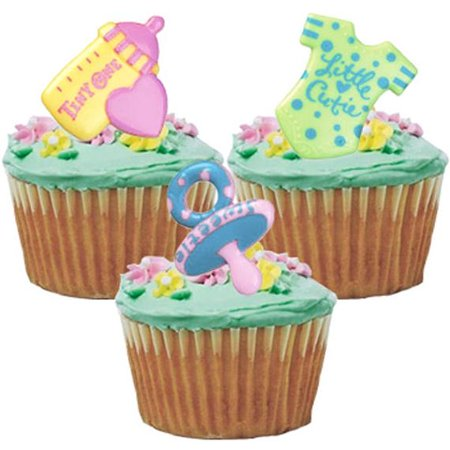 What To Put On A Baby Shower Cake