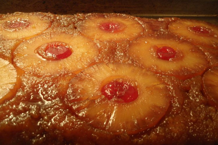 How To Make Pineapple Upside Down Cake