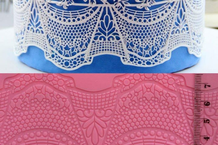 How To Make Cake Lace