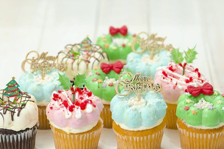 Cupcake Toppers -For The Perfect Finish