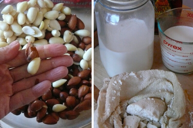 How Do You Thicken Almond Milk? – 2 Simple Methods